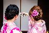 look at them looking at you (21mapple) Tags: kimono japan japanese kyoto