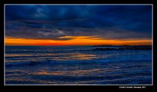 Alba mediterrània 17 (Mediterranian Dawn 17) Cullera, la Ribera Baixa, València, Spain