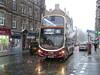 Lothian 954 in Morningside, Edinburgh (calderwoodroy) Tags: routebranding snow morningsidemaisie sn11eae 954 doubledecker bus edinburghtransport transportforedinburgh lothianbuses service5 morningsideroad morningside edinburgh scotland