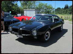 Pontiac Firebird (v8dub) Tags: pontiac firebird schweiz suisse switzerland langenthal american gm muscle pkw pony voiture car wagen worldcars auto automobile automotive youngtimer old oldtimer oldcar klassik classic collector