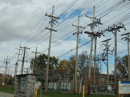 Potomac Edison Thurmont Substation
