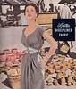 Bates Disciplined Fabric 1953 (barbiescanner) Tags: vintage retro fashion vintagefashion 50s 50sfashions batesdisciplinedfabric morocco 50ads vintageads vintagefashions ritagam