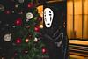 The Balls (Bryan.Chihan) Tags: kaonashi noface no face anime cosplay jokes christmas ghibli studioghibli spirited away mask masks singapore a7rii voigtlander sony sonysingapore costume dressup portrait