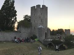 DLG-Gotland 1-9 (greger.ravik) Tags: gotland dlg medeltidsveckan medieval medeltid middle ages visby wall krenelering battlements