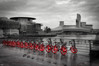 Red Bikes (Kev Walker ¦ 7 Million Views..Thank You) Tags: architecture building canon1855mm digitalart england hdr lancashire lowrytheatre manchestershipcanal mediacity northwest postprocessing salfordquays thelowry waterfront waterside