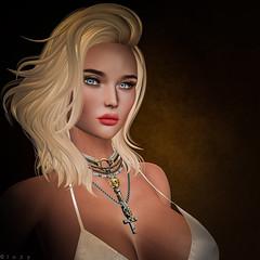 Golden Portrait (sublime.blackburn) Tags: portrait selfportrait color studio lumipro studiolights profilepic