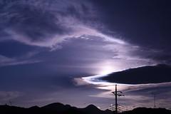 Amethyst glow (k-o-m-a-n-e-k-o) Tags: nikon d750 cloud sunset amethyst glow iridescent sky sunshine shadow fujioka gunma japan 夕暮れ 夕方 夕陽 彩雲 太陽光 影 アメジスト 雲 空 藤岡 群馬