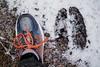 DSC_5392 (hogbergphotography) Tags: moose moosetrack big large stor avtryck comparison foot fot jämförelse measuring measure measuringcontest nature animal wild footprint snow winter vinter snö kallt cold shoe sko sweden sverige nikon nikon1system nikkor nikkor185mmf18 nikon185mm 185mm nikon1 nikonone nikonj1 j1