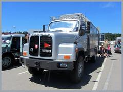 Saurer D 290 B (v8dub) Tags: saurer d 290 b schweiz suisse switzerland swiss langenthal camion truck lkw lastkraftwagen old oldtimer oldcar klassik classic collector
