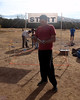006 Luigi Assigning Start Times (saschmitz_earthlink_net) Tags: 2018 california orienteering vasquezrocks aguadulce losangelescounty laoc losangelesorienteeringclub