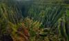 Na Pali Wilderness (rajaramki) Tags: hawaii kauai aerialphotography napalicoast