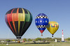 2017 New Mexico Hot Air Balloon Fiesta 7 (rschnaible (Not posting but enjoying your posts)) Tags: albuquerque balloon fiesta hot air fly flight vehicle transportation colorful color new mexico west western southwest us usa sport sky outdoor