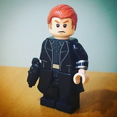 Minifig-a-Day #432: General Armitage Hux (Timcan2904) Tags: 432