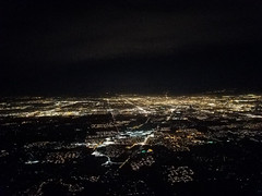 20171122_195825 (jaglazier) Tags: 112217 2017 aerial aerialphotos airplanes architecture buildings chicago cityscapes copyright2017jamesaglazier illinois lighteffects lights night november ordtoind roads skyscrapers transport ua1961 usa unitedairlines urbanism cities urbanplanning pittsboro indiana unitedstates
