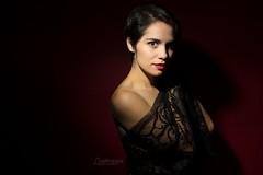 Julia (austinspace) Tags: woman portrait spokane washington model singer jazz performer topless necklace fabric light native nezperce hairy arms dramatic