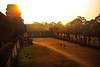 Angkor Wat 2017 Dsc_4888 (BryonLippincott) Tags: temple monk krongsiemreap siemreapprovince kh siem reap cambodian historical angkorwat buddhist buddhism hindu religious religion culture cultural stone ancient history worship carving columns sunpassages ruins framedshadows wideangle sunrise carved old cambodia