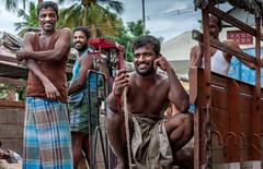 India market workers (dirk j slotboom) Tags: slotboom workers market 2017 india dirkslotboomnl kumbakonam tamilnadu in
