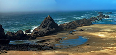 DSC_0455-Seal Rock ORBeach Overlook (yeoldmenogynguide60) Tags: seal rock beach overlook newport oregon pacific ocean sea rocky shores