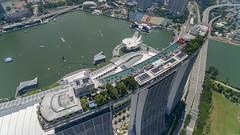 Infinity Hotelpool Singapur
