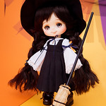 little witch Blanky thumbnail