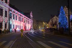 17-12_DSCF7204 (Jacek P.) Tags: poland polska kraków noc night