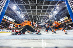 """Kansas City Mavericks vs. Colorado Eagles, December 16, 2017, Silverstein Eye Centers Arena, Independence, Missouri.  Photo: © John Howe / Howe Creative Photography, all rights reserved 2017. • <a style=""""font-size:0.8em;"""" href=""""http://www.flickr.com/photos/134016632@N02/39106650702/"""" target=""""_blank"""">View on Flickr</a>"""
