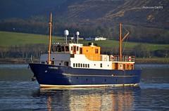 Glen Etive (Zak355) Tags: rothesay isleofbute bute scotland scottish mvglenetive glenetive boat ship vessel riverclyde themajesticline cruise tour