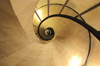A Pantheon Schematic, the Left Stairs
