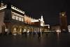 Poland - 2017-05-1536 (MacClure) Tags: poland krakow night clothhall towntower tower arch