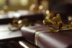 Fertig eingepackt - Frohe Weihnachten! (notpushkin) Tags: chrismas weihnachten geschenk present