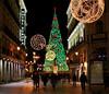 Christmas Eve, Sol (mishainmadrid) Tags: xmas christmas navidad christmaslights xmaslights lucesnavideñas madrid