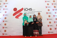 ICHS 2017 participants (International Conference on Health Sciences) Tags: international health sciences ichs 2017 yogyakarta indonesia eastparc universitas gadjah mada bpp ugm badan penerbit publikasi medicine medical research researcher speaker emerging reemerging infectious disease tropical neglected sexually transmitted drug resistance technology clinical presentation conference annual ichs2017