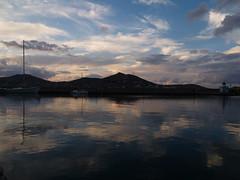 (Kostantina Skoulaxinou) Tags: paros photography photoshooting sunset sea sky water clouds