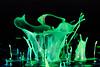 Paint Dance (jeff's pixels) Tags: paint collision subwoofer highspeed nikon d850 green abstract art