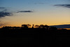 Morning Sunrise (steve_whitmarsh) Tags: kintore aberdeenshire scotland sunrise silhouette blue orange cloud landscape