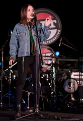Alice Merton 12/13/2017 #12 (jus10h) Tags: alicemerton alice merton alt 987 penthouse altana apartment homes glendale losangeles california female singer songwriter european young beautiful sexy talented artist band musician live music concert gig event private show performance venue rooftop pool photography nikon d610 2017 justinhiguchi photographer