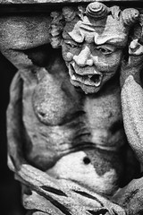 If Wonder If She Ever Got There (Thomas Hawk) Tags: america citymuseum citymuseumstlouis missouri stlouis usa unitedstates unitedstatesofamerica gargoyle sculpture us fav10