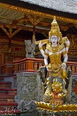 Ubud Palace, Ubud, Bali (M_Hauss) Tags: indonesien indonesia asia asien ubud palace palast temple tempel architecture architektur sculpture statue