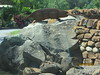 Entrance to Trowunna Wildlife Park´Tasmania (d.kevan) Tags: rocks sculptures platypuses animals australia tasmania trowunnawildlifepark molecreek entrances plants flowers