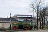 Two M62 at Jelgava depot (berlinger) Tags: jelgava lettland ldz m62 latvia locomotive depot