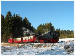 HSB - 2003-07 (olherfoto) Tags: bahn eisenbahn schmalspurbahn selketalbahn harz vasut kisvasut dampf dampflok dampfzug zug rail railway railroad narrowgauge steam train steamtrain