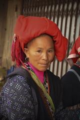 Red Dzao people of Northern Vietnam (Jecika381) Tags: red dzao people northern vietnam sapa