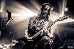 Behemoth - live in Warszawa 2017 fot. Łukasz MNTS Miętka-33