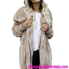 Hot Sale ! Women Blouse ,Biggeja New Women's Bell Casual Solid Long Sleeve Jumper Sweaters Hooded Pullover (Khaki, L) (womensfashionista) Tags: bell biggeja blouse casual hooded hot jumper khaki long pullover sale sleeve solid sweaters women womens
