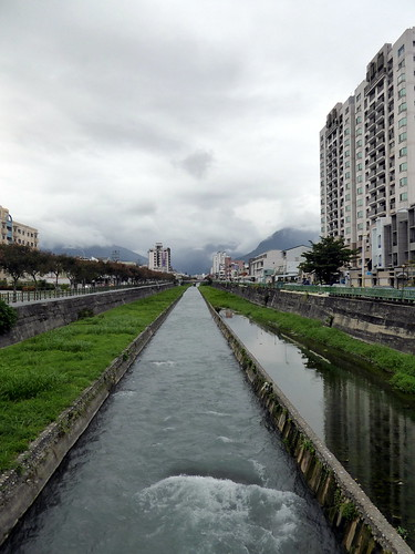 Hualien 花蓮 - Ji'an Creek 吉安溪