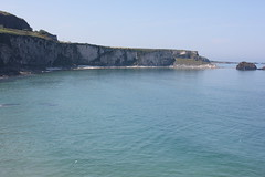 IMG_3755 (avsfan1321) Tags: ireland northernireland unitedkingdom uk countyantrim ballycastle carrickarede carrickarederopebridge nationaltrust landscape green blue ocean atlanticocean