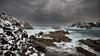 Lower Little Harbour (Spence D) Tags: lowerlittleharbour twillingate newfoundland ocean ominous overcast water waves rocky