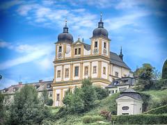 The basilica of Maria Plain 087TMODmod (Andras Fulop) Tags: salzburg austria nikon p7700 church kirche basilica building architecture catholic christianity