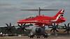 RAF, Red Arraows Hawk, 2015 (Ant Sacco) Tags: hawk redarrows raf fairford riat bac