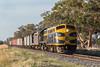 2017-03-18 QUBE B74-X31-S303-T356 Tallygaroopa 9374 (deanoj305) Tags: b74 s303 t356 x31 9374 qube logistics freight container train locomotive goulburn valley victoria vic australia au tallygaroopna